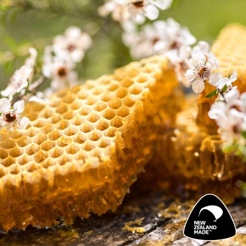 Manuka Honey New Zealand MGO 83+ (Retail Packs)