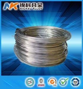 0.15mm tihickness Nitinol shape memory alloy flat wire