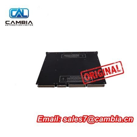 TRICONEX9662-110DCS Module