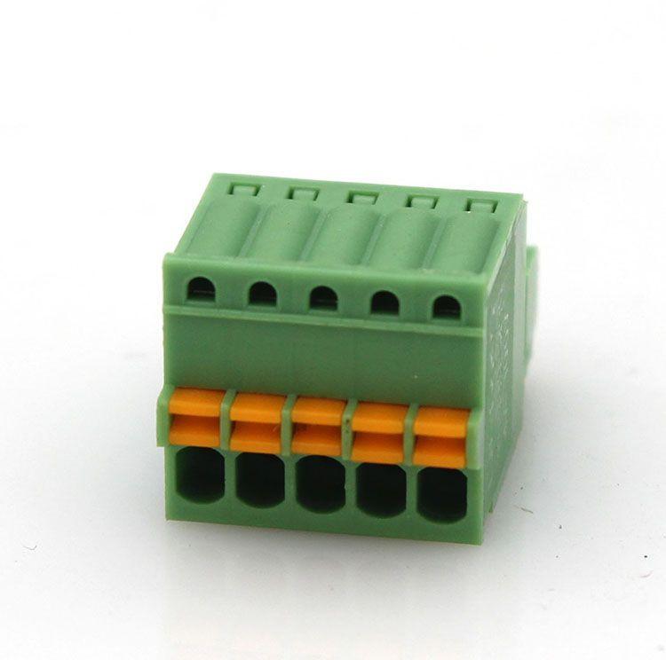 2EDGKDM-5.0/5.08 Plug in Connector Blocks