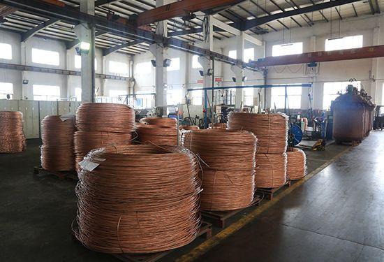 CCA Wire ( copper clad aluminum)
