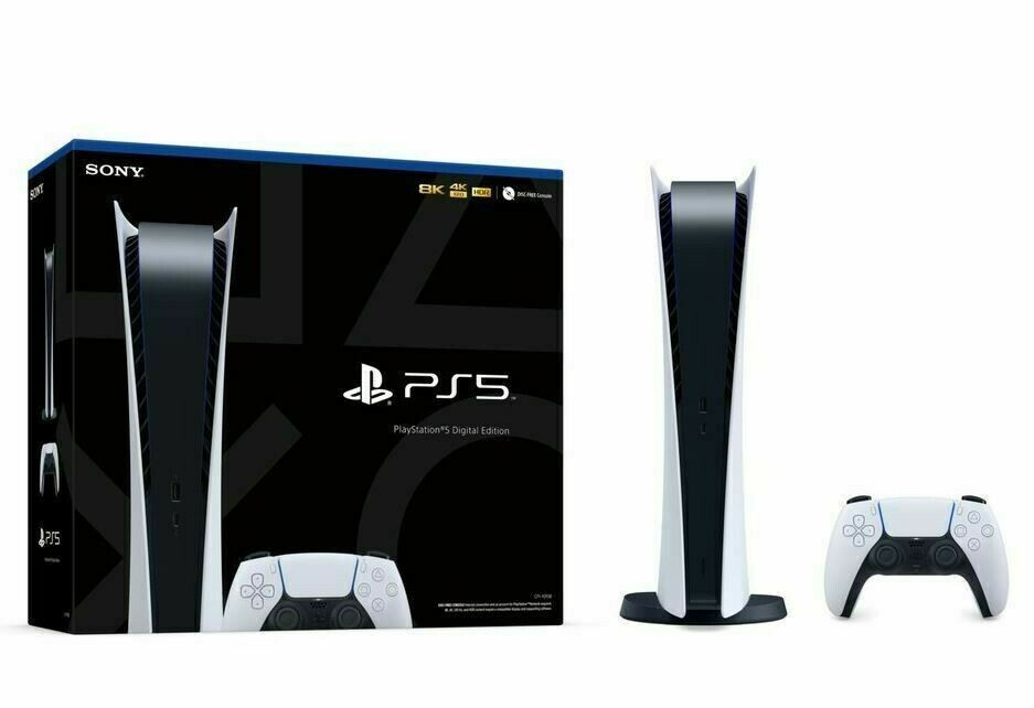 PS5 - PlayStation 5 Console Standard Disk Version GUARANTEED Pre-Order *presale*