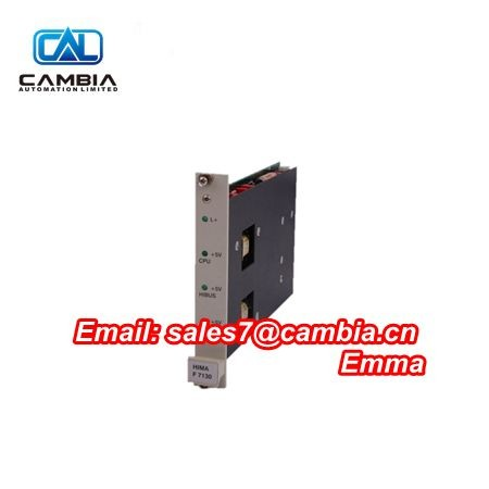 HIMA H4135A Relay Module in Terminal Case, Safety related