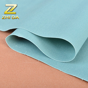 100% Polyester Heavy Bee Wax Coated Fabric 8oz Polyester Fabric