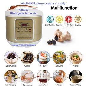 5L New Fully Automatic fermenter/ Wine,Yogurt,Soup,Bean,black garlic Fermented pot/Black Garlic fermenter AZK215