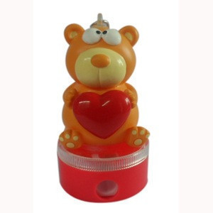 Animal Shaped Plastic Pencil Sharpener,Cheap Mini Colorful Plastic Pencil Sharpener Wholesale