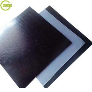 Black showroom/aquaponics geomembrane hdpe