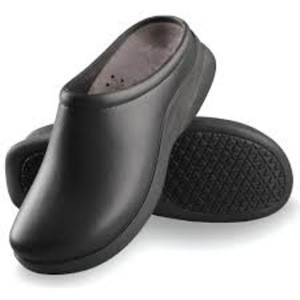 Cheap chef shoes for men and women 100% leather hotel wear and restaurant & bar uniforms