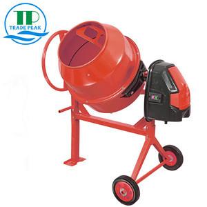 Concrete Mixers QTP4512