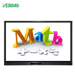 Education Supply Smart LED TV 4K Interactive Touch Screen Monitor Computer
