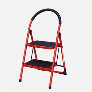 Fashion step ladder work platform with big step distance at home