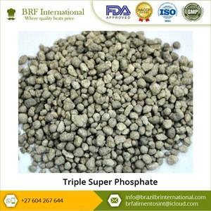 High Grade Granular Triple Super Phosphate 46% Fertilizer