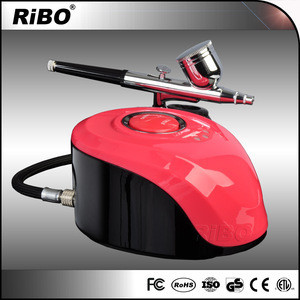 High performance portable kit airbrush temporary tattoo machine