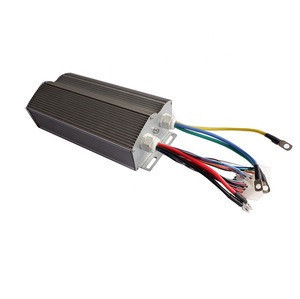 High-Power Electric Rikshaw Tricycle Sine Wave Motor Controller 48V 800W for India market