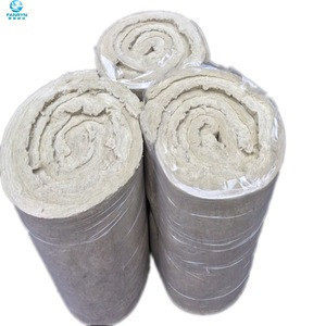 High Quality Rock Wool Blanket  Insulation For Ducting