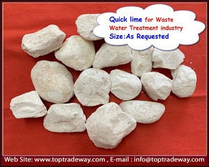 Limestone Raw Material and Waste Water Treatment Application slaked lime powder