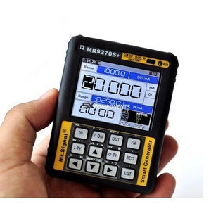 MR9270S+ 4-20mA Signal Generator Calibration Current Voltage Thermocouple Pressure Transmitter Logger PID  Frequency