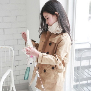 MS65808C 2015 kids new trench coats high fashion childrens clothes