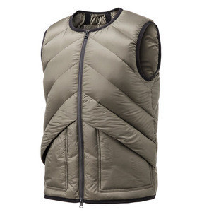 Outdoor Portable Charger Operated Lightweight Heated Vest for Men and women from Korea