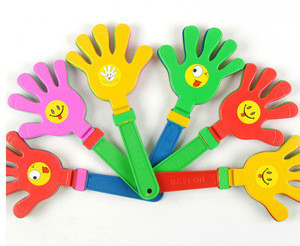 Plastic handclap Applaud hand clapper Free Shipping Hand Clappers Cheering Stick Noise Maker