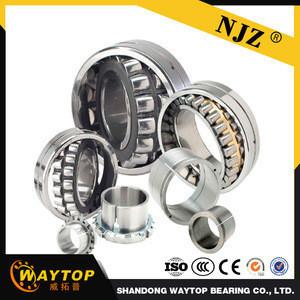 Steel plate Long life needle and angular contact ball bearings NKIB 20 inch lazy susan bearing