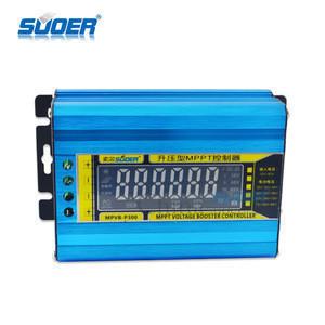 Suoer 12V to 50V Intelligent MPPT Boost Solar Battery Charger 48V For Car Battery
