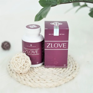 Vietnamese Herbal Good Quality Herbal Whitening Capsule Zlove For Nipple And Vagina