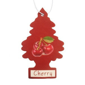 Wholesale Cheap Custom Various Hanging Scents Auto Paper Car Air Fresheners