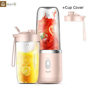 Xiaomi Deerma NU05 Portable Electric Handy Juicer with USB Rechargeable Juice Cup Mixer For