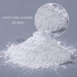 YUFA WFA 325 mesh Factory Wholesale Price WA White Fused Alumina Powder for Refractory