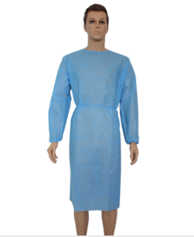 Disposable Isolation gown (no medical)