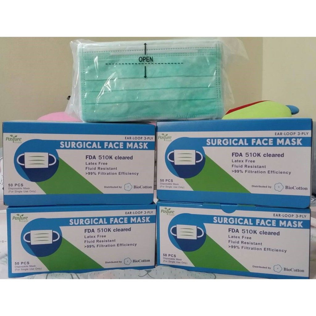 CHEAP AND READY Disposable Medical Dust Mouth Surgical Face Mask available in stock for export