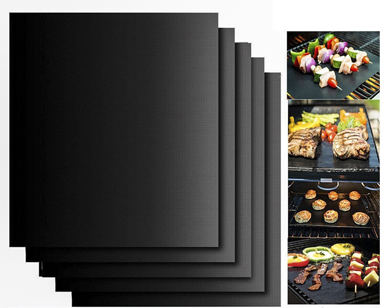 Import Non-stick BBQ Grill Mat from China