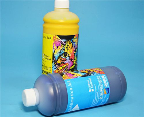 Economic DX5 5113 Dye Based Sublimation Ink for Digital Textile Printing