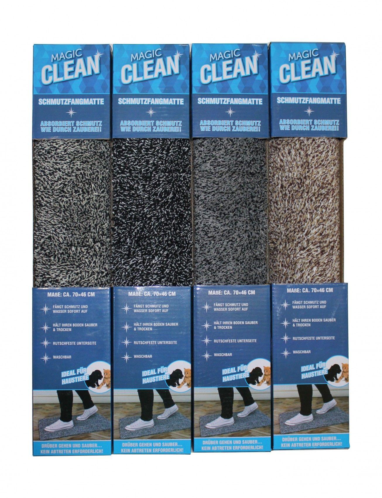 Magic clean step door mat floor door mat mud trap mat