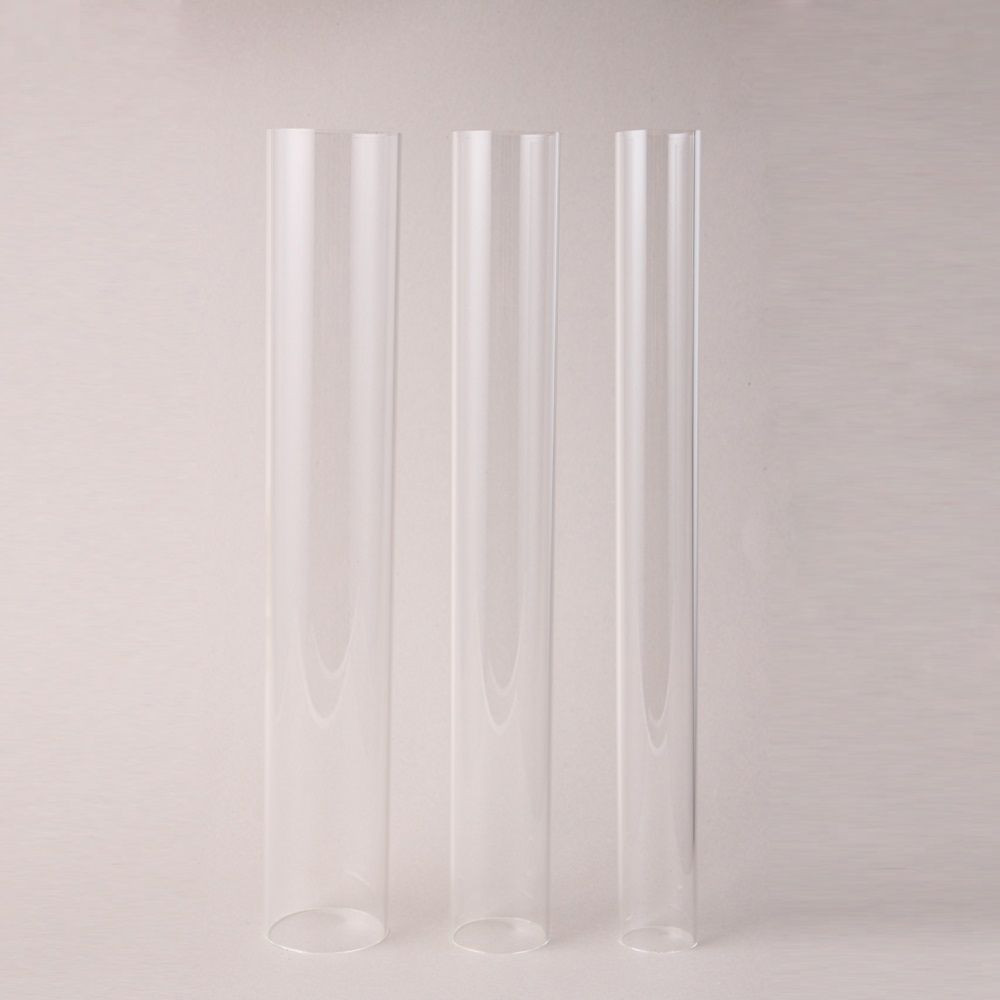 Borosilicate 3.3 glass tubes