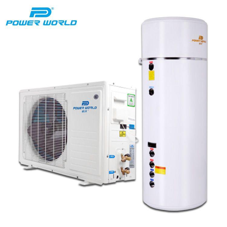 Air source heater water heat pump