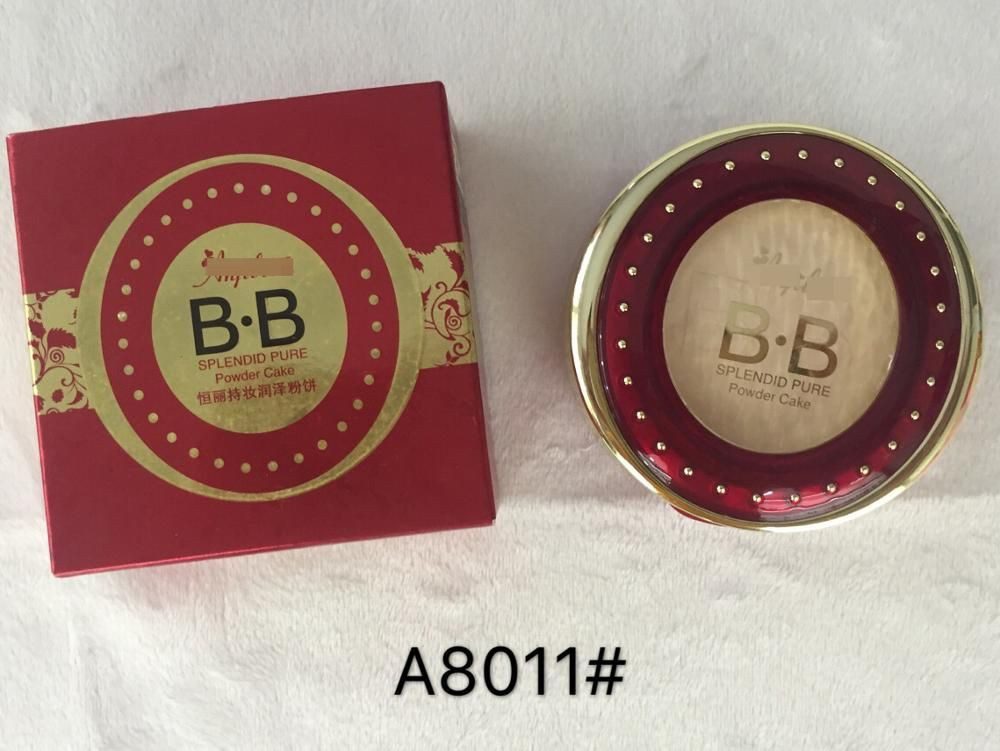 Professional Makeup Mineral Finishing Powder, Light/Medium, face makeup pressed powder for OEM/ODM