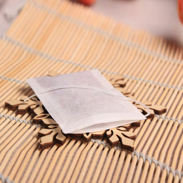 100pcs Tea Filter Pocket Disposable Bag 6*8cm supply by China