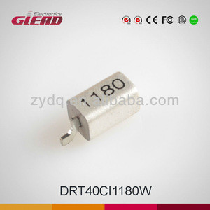 1180MHz-Ceramic resonator/DRT/ Dielectric Coaxial Ceramic Resonators