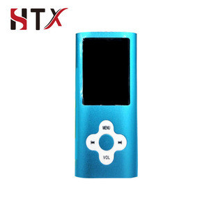 1.8 inch LCD screen MP3 MP4 music player