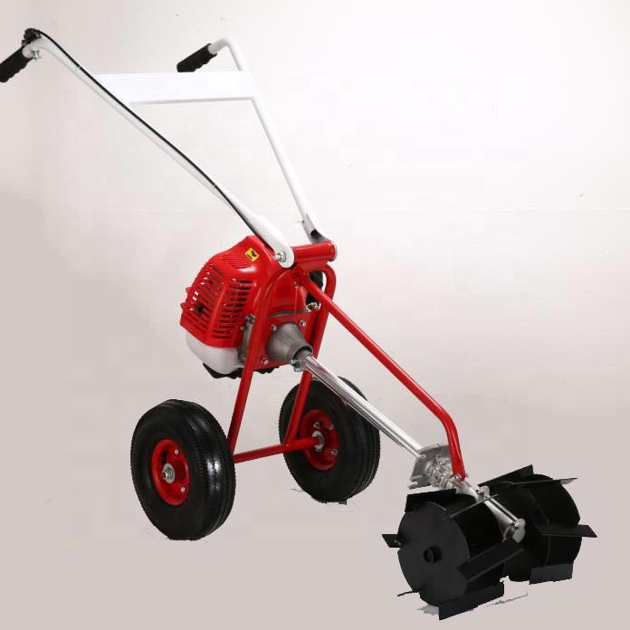 2 stroke cultivators agricultural portable and mini power tiller 52cc