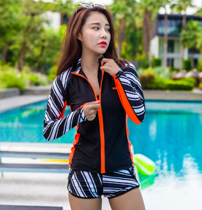 2019 Hot Sale Custom Made Rash Guards New Design Pattern Printed Women Rash Guard Long Sleeve For Girls Manufacturer Prices