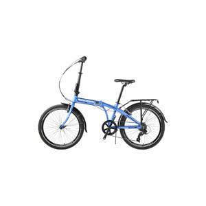 Adult Folding bicycle 24'' Wheel Size Aluminum Alloy Frame Steel Fork Used Leisure