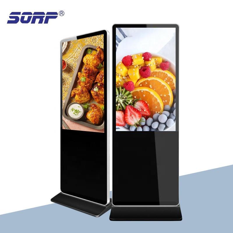 Cheap affordable u disk version digital signage solutions advertising led display