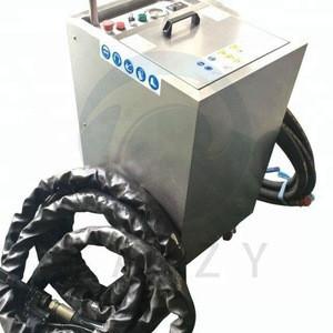 Dry ice pellet making machine/dry ice pelletizer/dry ice blasting machine