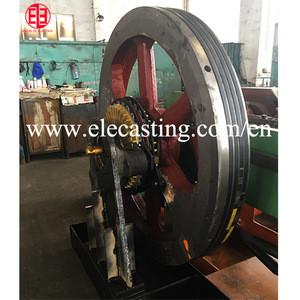 Fast speed 50-100pcs per minute automatic hot forging machine