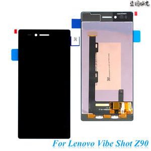 For Lenovo Mobile Phones LCD Touch Screen Assembly for Lenovo Z90 , Display LCD for Lenovo Vibe Shot Z90
