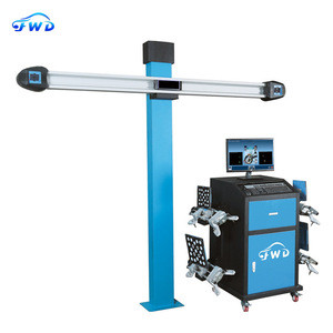 FWD-A100 china factory supply price of used wheel alignment machine