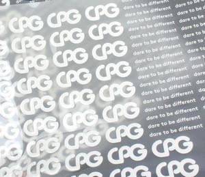 High Quality Custom Silicone Rubber Tagless Labels yoga clothing Heat Transfer logo